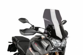 Yamaha XT1200Z Super Tenere Touring Style Screen: Dark Smoke M7541F