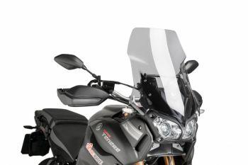 Yamaha XT1200Z Super Tenere Touring Style Screen: Light Smoke M7541H