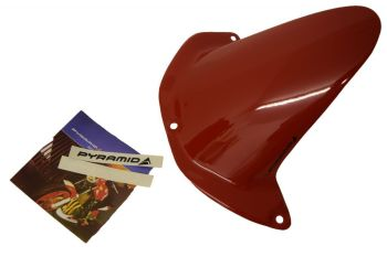 Honda CBR600 RR (03-04) Rear Hugger: Gloss Red 071070D