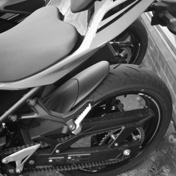 Kawasaki Ninja 400 (18+) Rear Hugger Extension