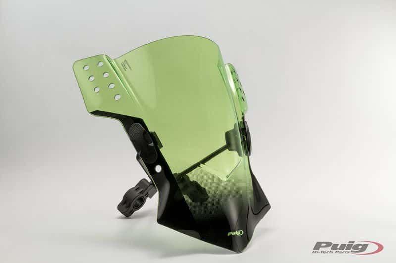 Rafale Naked New Generation Universal Screen: Green M5881V