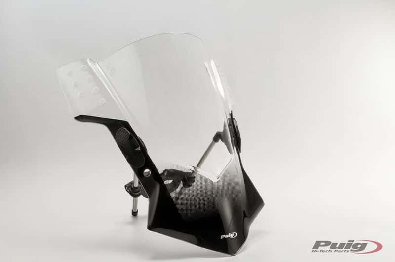 Rafale Naked New Generation Universal Screen: Clear M5881W