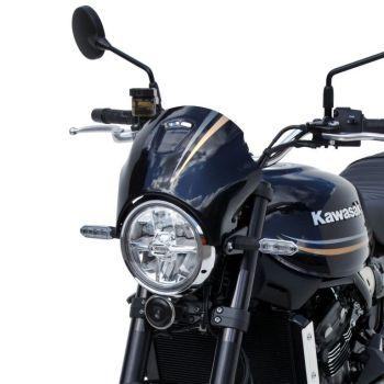 Kawasaki Z900RS (18+) Nose Fairing: Metallic Spark Black with Decal 1503S68-T9
