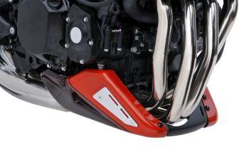 Kawasaki Z900RS (18+) Belly Pan: Candytone Brown and Orange 8903S68-BO
