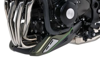 Kawasaki Z900RS (18+) Belly Pan: Metallic Matt Green 8903S68-GE