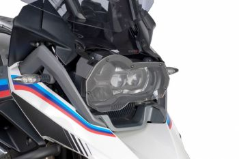 BMW R1250GS (18+) Headlight Guard Clear M7567W