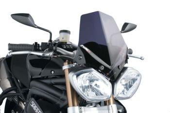 Triumph Speed Triple (11+) Sport Screen Smoker M5658F