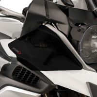 BMW F750GS (18+) Upper Wind Deflectors Dark Smoke M9847F