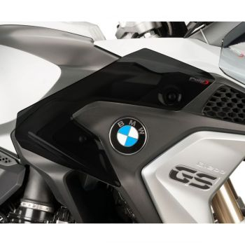 BMW F750GS (18+) Lower Wind Deflectors Dark Smoke M9848F