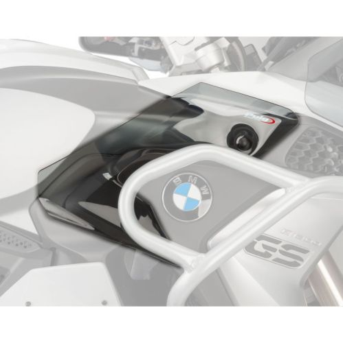 BMW F750GS (18+) Lower Wind Deflectors Light Smoke M9848H