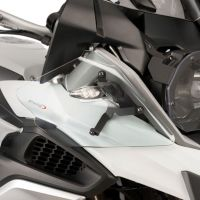 BMW F850GS (18+) Upper Wind Deflectors Clear M9847W