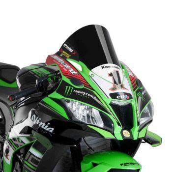 Kawasaki ZX10-R (16+) Racing Screen Black M9849N