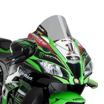 Kawasaki ZX10-R (16+) Racing Screen Light Smoke M9849H