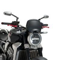 Honda CB1000R (18+) Fly Screen Matt Black M9768J