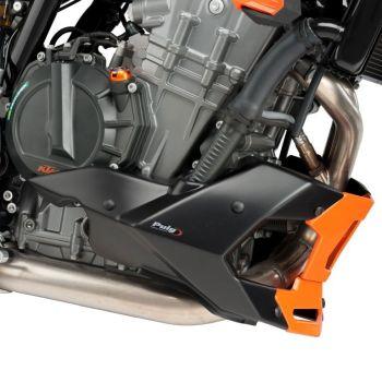 KTM 790 Duke (18+) Belly Pan / Engine Spoiler Matt Black M9669J