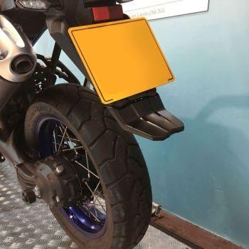 Yamaha XT1200Z Super Tenere Ductail - Rear Spray Reducer 08124