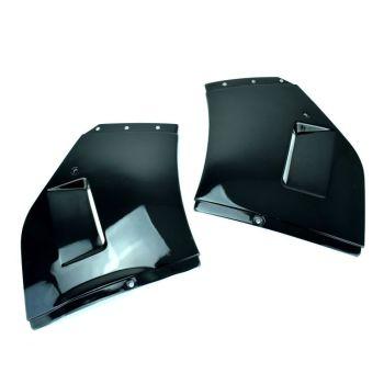 Suzuki RG125 (85-92) Frame Infill Cover Panel: Gloss Black 20305B