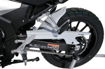 Honda CB500X (19+) Rear Hugger: Grand Prix Red E7301T06-H7