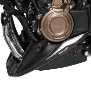 Honda CB500X (19+) Belly Pan: Matt Black E8901T06-73