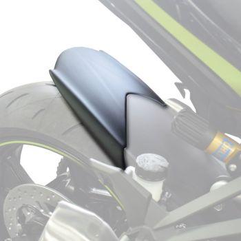 Kawasaki Versys 1000 (19+) Hugger Extension: Matt Black 073885