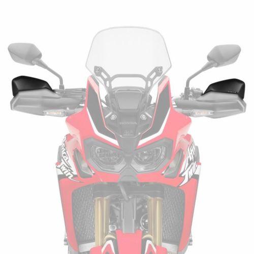 Honda X-ADV (17+) Matt Black Handguard Extension 30100M