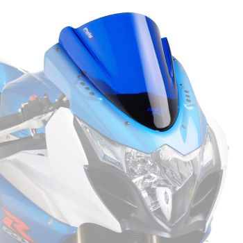 Suzuki GSX-R1000 (09-11) Racing Screen Blue M4933A