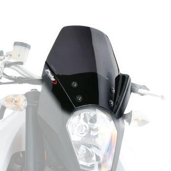 KTM 990 Supermoto (09-13) Sport Screen Light Smoke M5173H