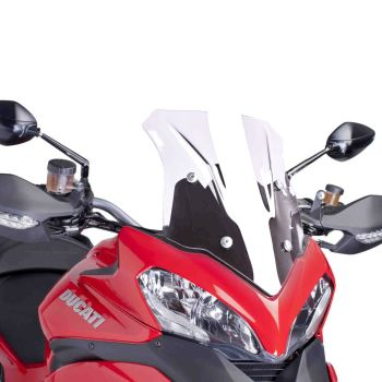 Ducati Multistrada 1200(13+) Racing Screen Clear M6490W