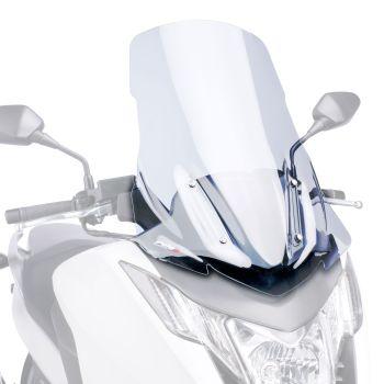 Honda Integra 700 (12-13) Touring Screen Clear M6035W