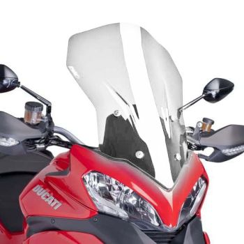 Ducati Multistrada 1200 (13+) Touring Screen Clear M6491W