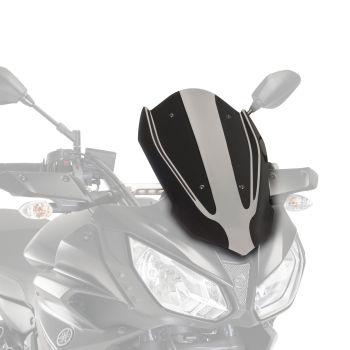 Yamaha MT-07 (16+) Racing Screen Black M9211N