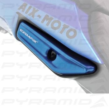 Kawasaki Z 1000 SX (11-16) Grab Rail Covers Metallic Blue
