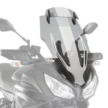 Yamaha Tracer 700 (16+) Touring Screen with Visor Light Smoke M9213H