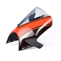 Kawasaki Z900RS (19+) Fly Screen: Candytone Brown / Candytone Orange 23500E