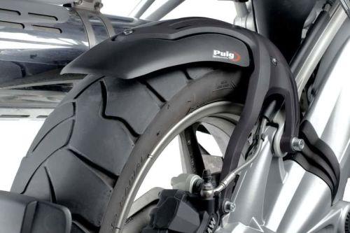 BMW R1200GS Adventure (04-13) Rear Hugger: Black M5055J