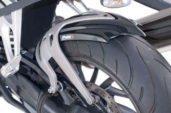 BMW K1200S (04-08) Rear Hugger: Carbon Look M5887C