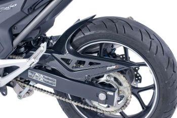 Honda NC700S (12-13) Rear Hugger: Carbon Look M6038C