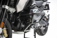 BMW R1250GS (18+) Engine Guard / Engine Crash Bar Grey M2249U