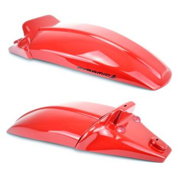 Honda NC700S (12-16) Rear Hugger Metallic Red 071800D