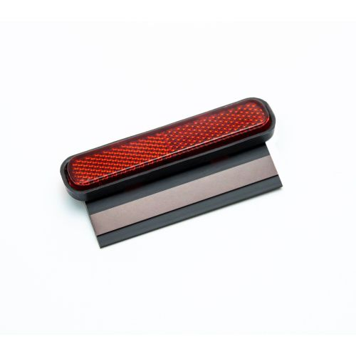 Universal Number Plate Reflector