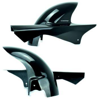 Yamaha XJ6 (09-16) Rear Hugger: Gloss Black 07205B
