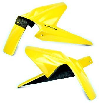Yamaha MT07 (13+) Rear Hugger: Gloss Yellow 072438G