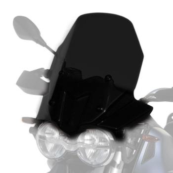 Moto Guzzi V85 TT (19+) Touring Screen Dark Smoke E0126009-03