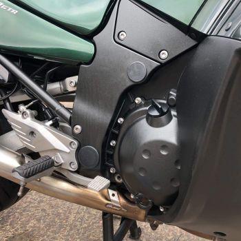 Kawasaki GTR1400 (07+) Frame End Caps