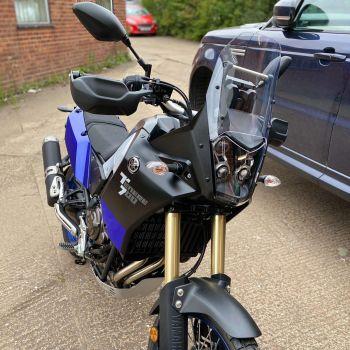 Yamaha Tenere 700 (19+) Infill Panels Matte Black 39205M