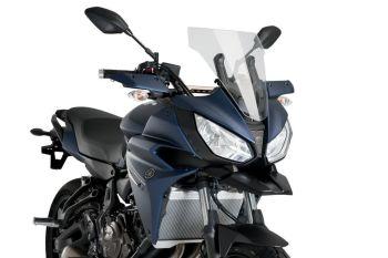 Yamaha Tenere 700 (16-18) Front Beak Matte Black M3481J
