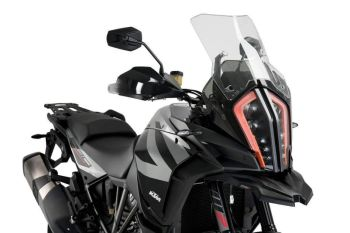 KTM 1290 Super Adventure S (17+) Front Beak Matte Black M3662J