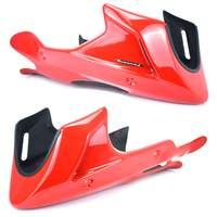 Honda VTR1000 F Firestorm (97-05) Belly Pan / Spoiler: Gloss Red 21200E