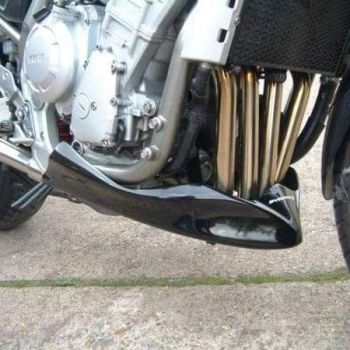 Yamaha Fazer 1000 (01-05) Belly Pan: Gloss Black 22081B