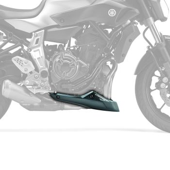 Yamaha Tracer 700 (13-19) Belly Pan / Spoiler: Unpainted 22136U